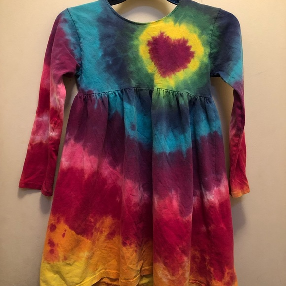 Other - 💙Adorable💗 tie dyed dress.